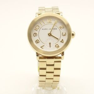NEW MARC JACOBS Riley Gold Watch MJ3470 💋